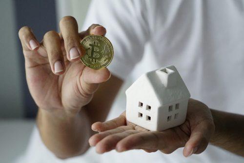 Acheter une maison sur la blockchain